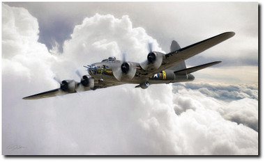 Memphis Belle Aviation Art