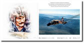 Robin Olds Fighter Pilot Aviation Art