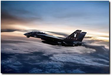 Peter Chilelli Centerfold Aviation Art