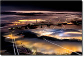 Opening Night Aviation Art
