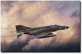 F-4e Phantom Sea - Aviation Art