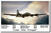 Lest We Forget Aviation Art