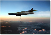 Dusk Strike B-52d Aviation Art