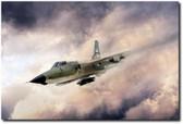 Warpath F-105 Aviation Art