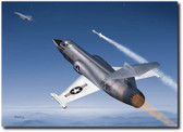 Star Fighter by Don Feight - F-104 Starfighter