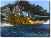 Harpooned by Don Feight - PV-2 Harpoon Aviation Art