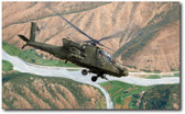 Gun 23 by Larry Selman - AH-64D Apache Longbow Aviation Art