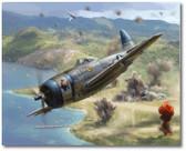 P-47 Thunderbolt by Jim Laurier Aviation Art