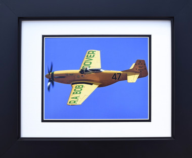 Bob Hoover's Ole Yeller Aviation Art