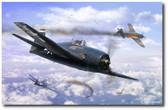 The Ace Maker  by Mark Karvon- Grumman F6F Hellcat