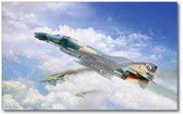First Meeting by Mark Karvon - F-4D Phantom II