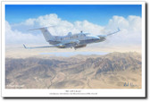 MC-12W Liberty  Aviation Art