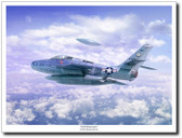 UFO Intercept Aviation Art