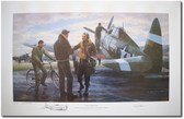 Return to Halesworth - Artist Proof  Aviation Art