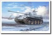 Amor Masterpiece by Mark Karvon - Panther Tank