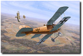 Achilles by Russell Smith - Aviation Art Print