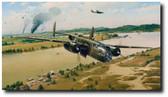 The Doolittle Raiders by Robert Taylor - B-25 Mitchell