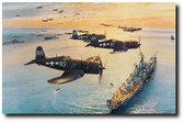 Victory Flyover by Robert Taylor