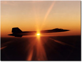 SR-71 Remastered Photo Aviation Art