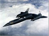 A-12 Oxcart Aviation Art