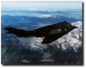 F-117 - The Beginning of a New Era Aviation Art