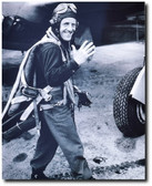 "Robert ""SHORTY"" Rankin In His Flight Suit - Aviation Art"