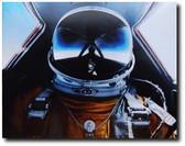 SR-71 Sled Driver - Aviation Art