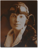 Amelia Earhart in Flight Gear