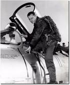 R.A. Bob Hoover in Flight Gear - F-100 - Reno Air Races