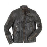 """Vintage Motorcross"" Jacket"