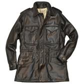 Leather M-51 Field Jacket
