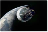 Gemini Earth Rise