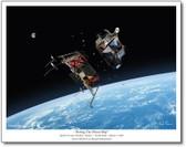 Testing The Moon Ship