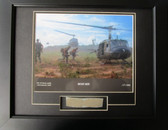 UH-1D Helicopters in Vietnam 1966 with Relic
