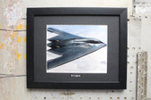 B-2 Spirit framed photgraph