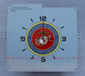 USMC Seal Clock
