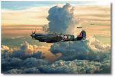 Cloudtop Spitfires