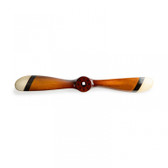Small Propeller, Black/Ivory