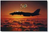 50 years Tomcat Sunrise