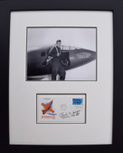 Chuck Yeager with Glamorous Glennis - First Supersonic Flight Envelope