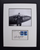 Chuck Yeager with Glamorous Glennis - Postmaster First Day Envelope