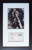 Amelia Earhart with Signed First Day Envelope