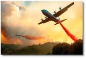 Aerial Firefighting -