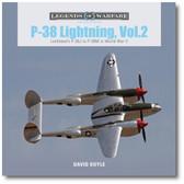 P-38 Lightning Vol. 2: Lockheed's P-38J to P-38M in World War II by David Doyle