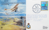 Avro 504 First Day Envelope