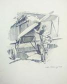 Barnstormer Pencil Sketch