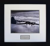 B-36 Peacemaker - Rear View w/ Beryl Erickson