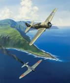 Hawk of Haleiwa (Pilot Signed)