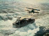 Just Airborne, At Sea