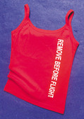 Remove Before Flight - Ladies String T